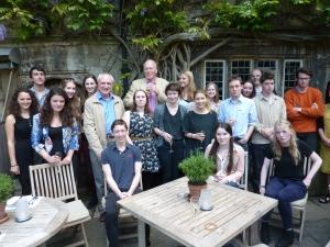 Oxford reception