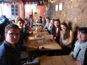 Exeter OB reunion